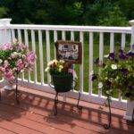 Country Cottage Deck Decor Home Ideas Outside Pinterest