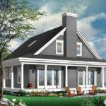 Country Cottage House Plan Room Large