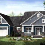 Country Craftsman House Plan Home Plans Blog