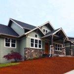 Country Craftsman Traditional House Plan