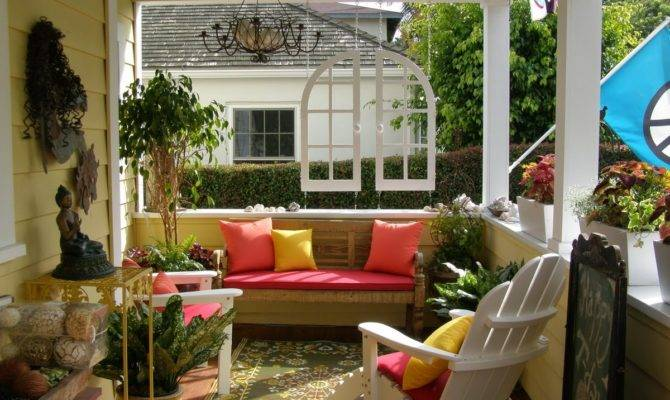 Country Decorating Ideas Front Porch