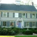 Country Home Designs Awesome Dutch Colonial House Plans White Wooden