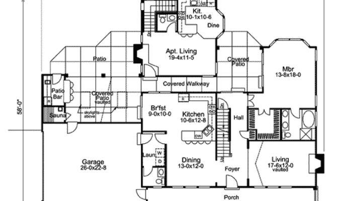 Country Home Law Apartment