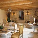 Country Homes Dream French Stone House Melina Divani