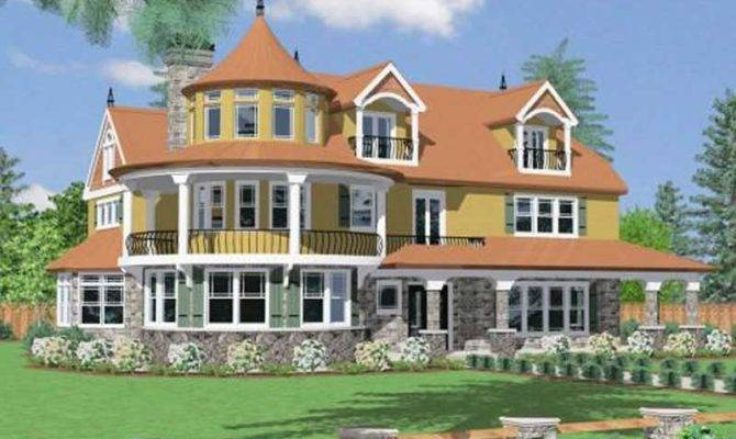 Country House Plan Bedrms Baths