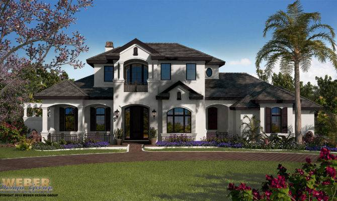 Country House Plan French Home
