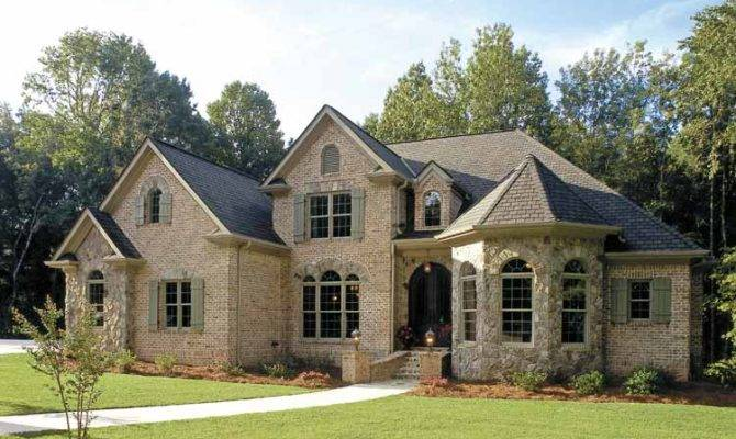 Country Style House Plans Two Story Cottage
