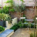 Courtyard Garden Design Modern Home Gardens
