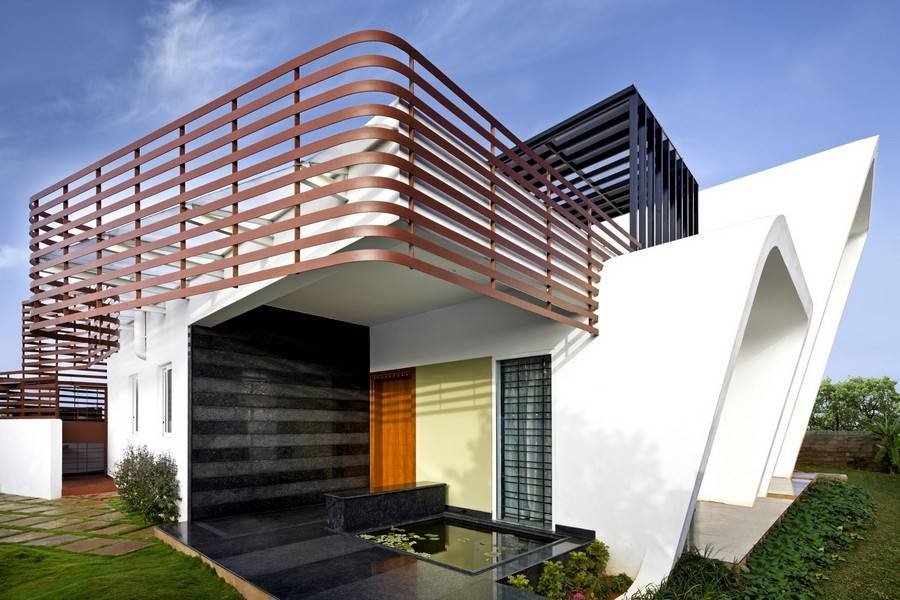 Courtyard House Bangalore Architect