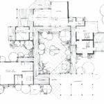 Courtyard House Plan