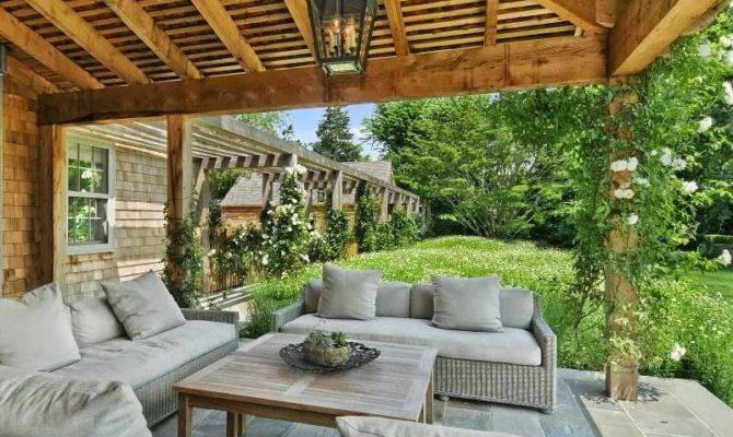 Covered Lanai Outdoor Spaces Pinterest