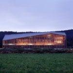 Cow Shed Localarchitecture Architecture Lab