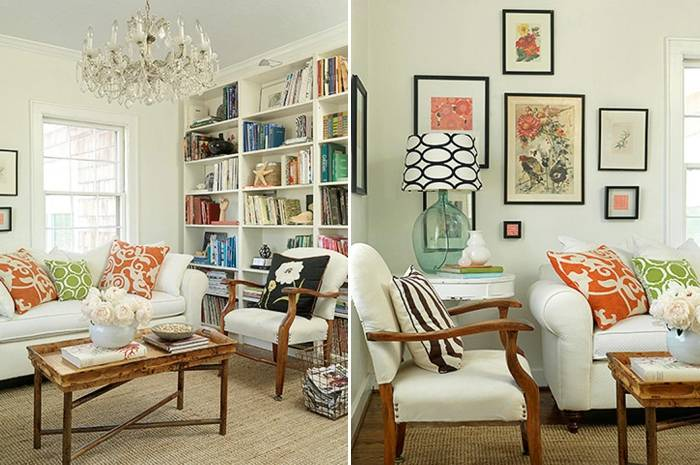 Cozy Colorful Midwestern Home Get Look