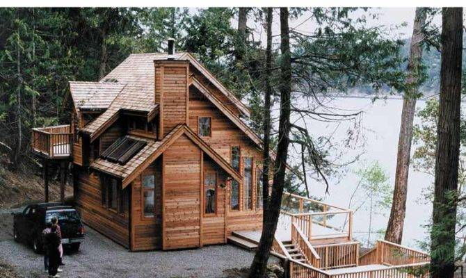 Cozy Lake Cabin Cityhomeconstructions
