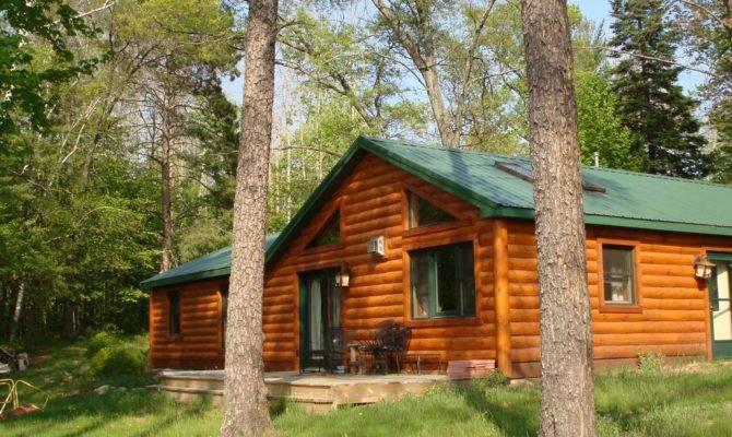 Cozy Lakefront Bedroom Log Cabin Tomahawk Rentalhomes