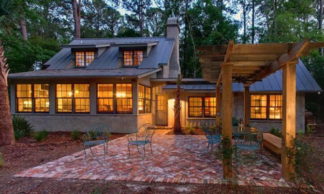 Cozy Leed Platinum Southern Cottage Designed Brz Architecture Finds