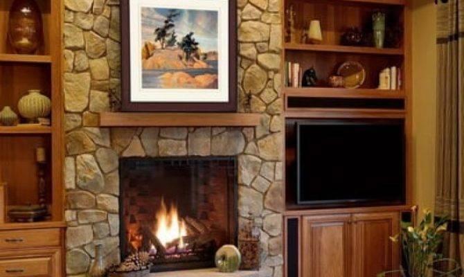 Cozy Living Room Ideas Fireplaces Unique