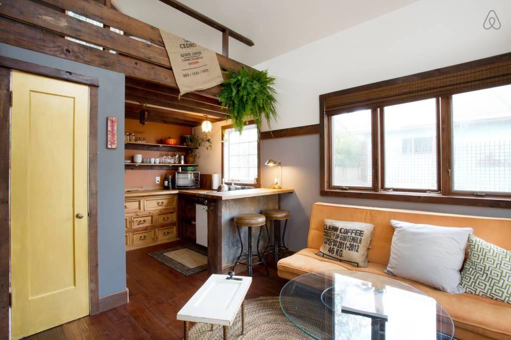 Cozy Rustic Tiny House Vintage Decor Idesignarch