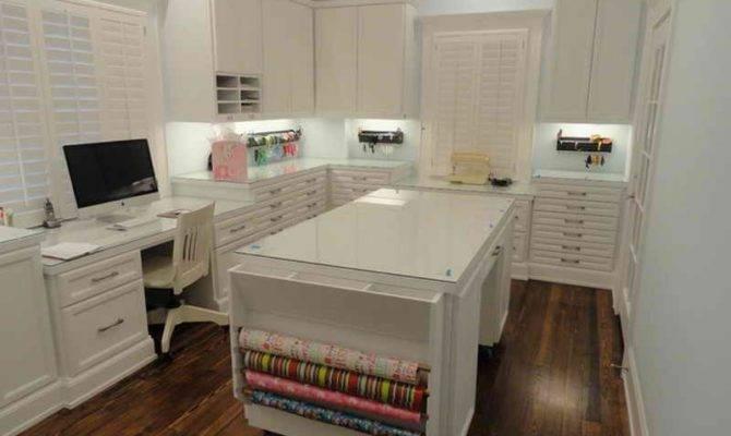 Craft Room Design Ideas Sewing