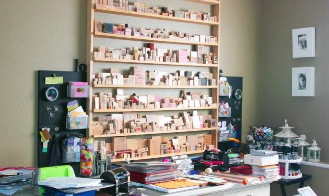 Craft Room Home Studio Ideas