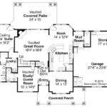 Craftsman Bungalow Floor Plans House