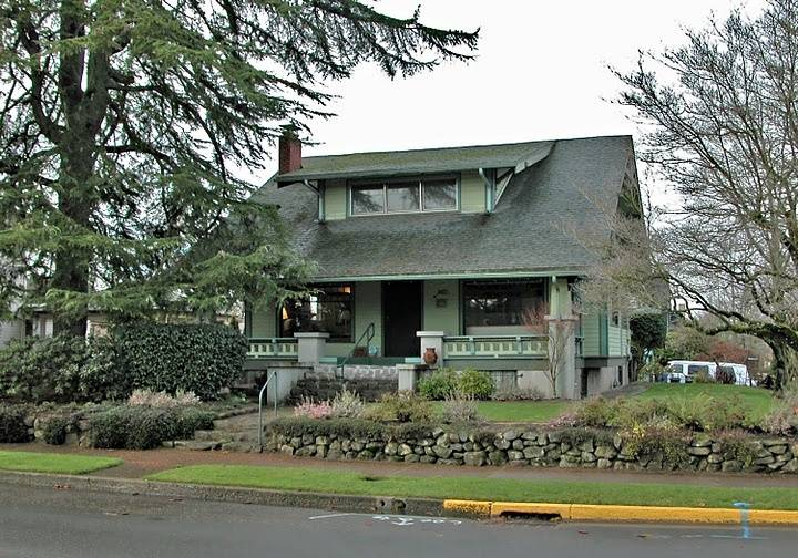 Craftsman Bungalow Home Homes Pinterest