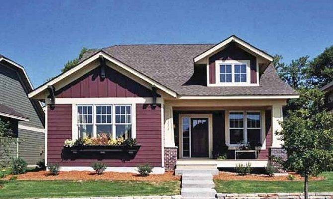 Craftsman Bungalow House Plans Bedroom Home Decoration
