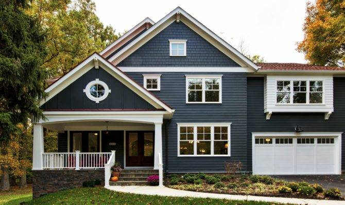Craftsman Commonwealth Home Design