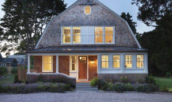 Craftsman Dormer Gambrel Roof Houzz