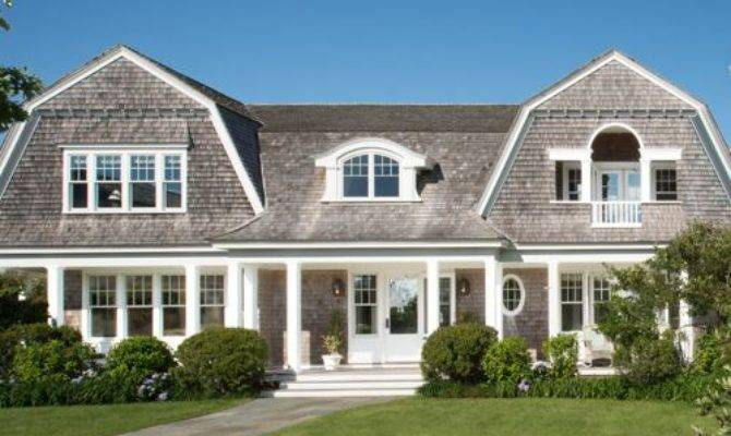 Craftsman Dormer Gambrel Roof Ideas Remodel