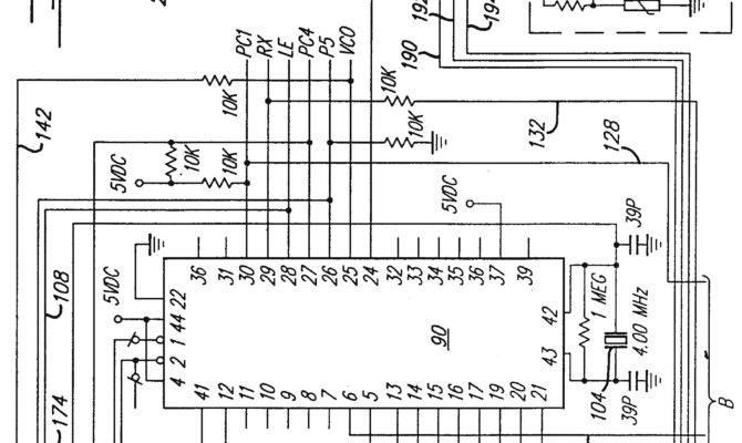 Craftsman Garage Door Opener Wiring Diagram All