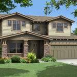Craftsman Home Elevation Dream Pinterest