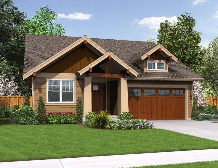 Craftsman Home Photos House Plan Week Espresso