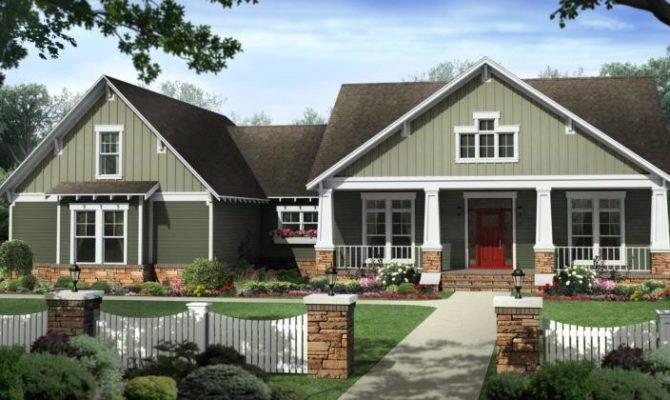 Craftsman Home Plans Popular Modern Designs