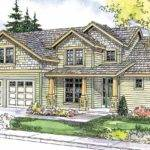 Craftsman House Plan Brightwood Front Elevation
