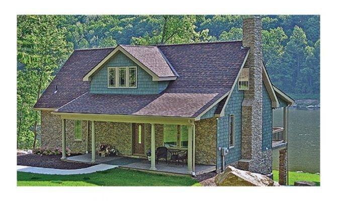 Craftsman House Plan Inspired Walk Out Basement