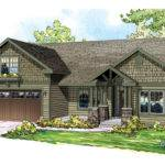 Craftsman House Plan Sutherlin Front Elevation