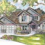 Craftsman House Plan Tazewell Front Elevation