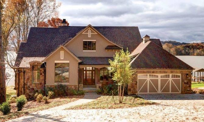 Craftsman House Plans Basement Classique Faade