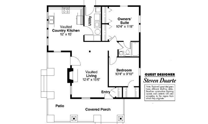 Craftsman House Plans Pinewald Associated Designs
