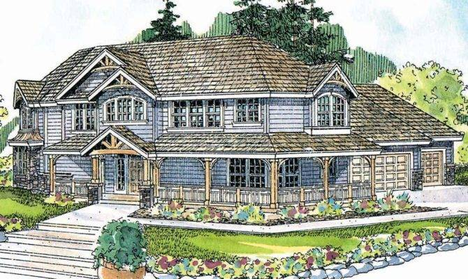 Craftsman House Plans Rutherford Associated Designs