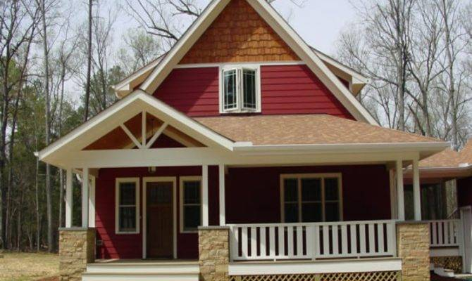 Craftsman House Plans Simple Roof Classic