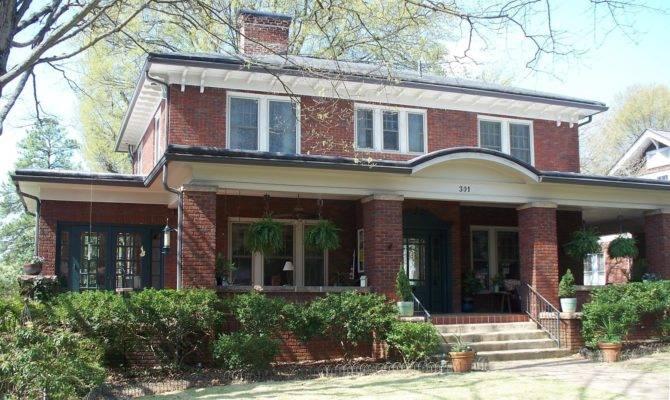 Craftsman Influenced Brick Home Special Find Salisbury