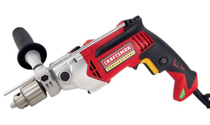 Craftsman Professional Amp Corded Hammer