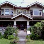 Craftsman Style Doors House