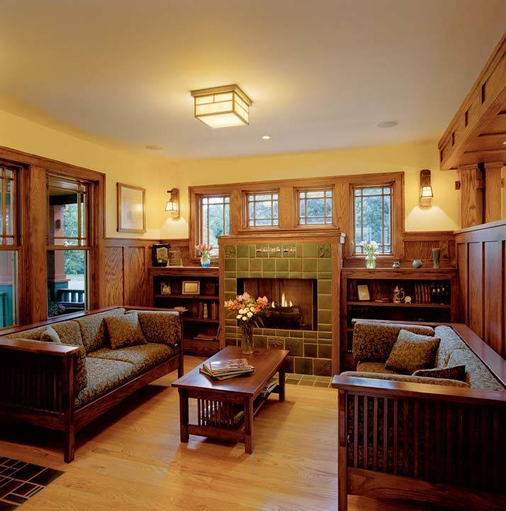 Craftsman Style Home Decorating Photos Decoratingspecial