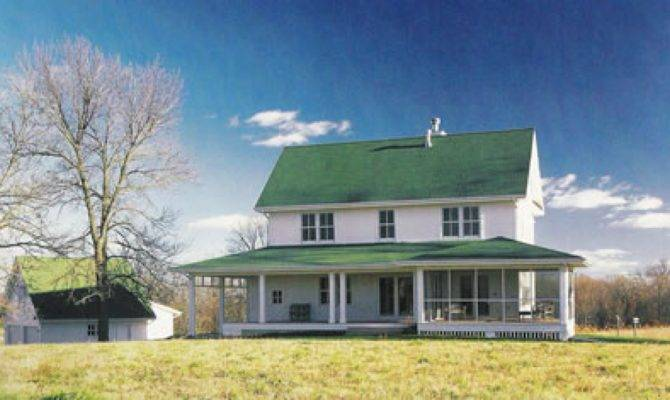 Craftsman Style Homes Old Farmhouse House Plans