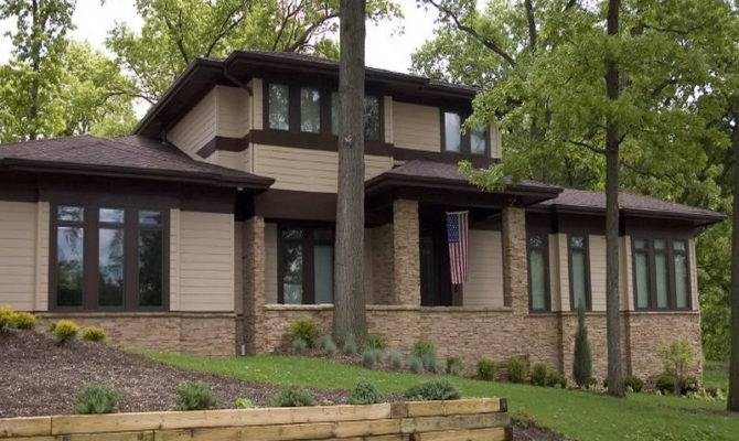 Craftsman Style Modular Homes Prairie House