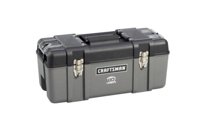 Craftsman Tool Box Side