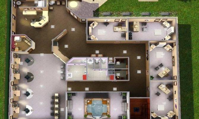Create Beautiful Salon Floor Plans Stroovi